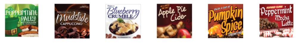 cappuccino-flavor-logos