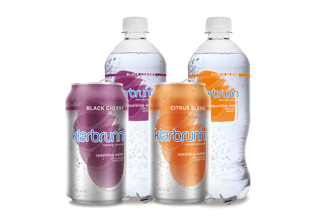 Klarbrunn Sparkling Water
