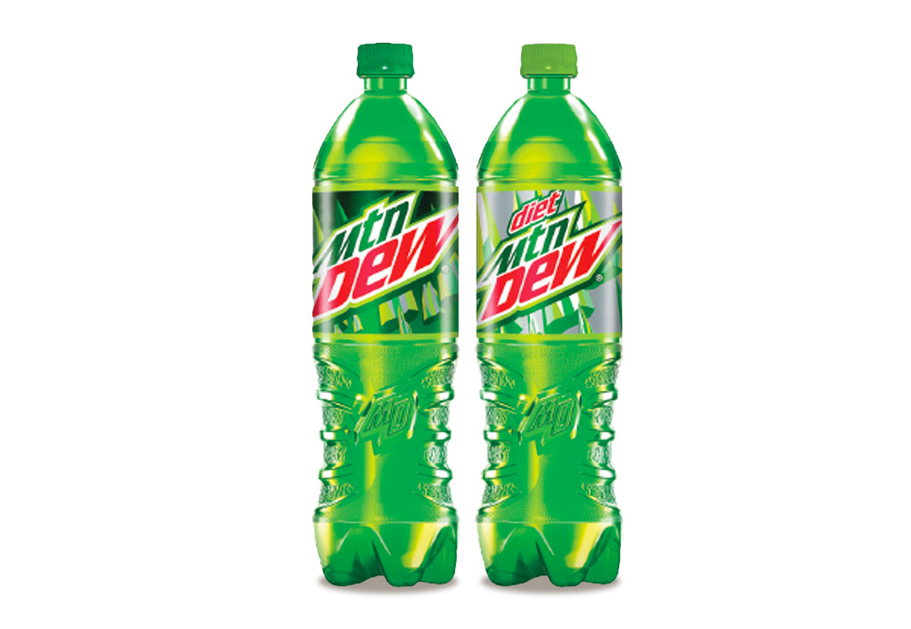 Mountain Dew/Diet Mountain Dew