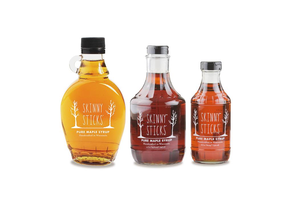 Skinny Sticks Syrups