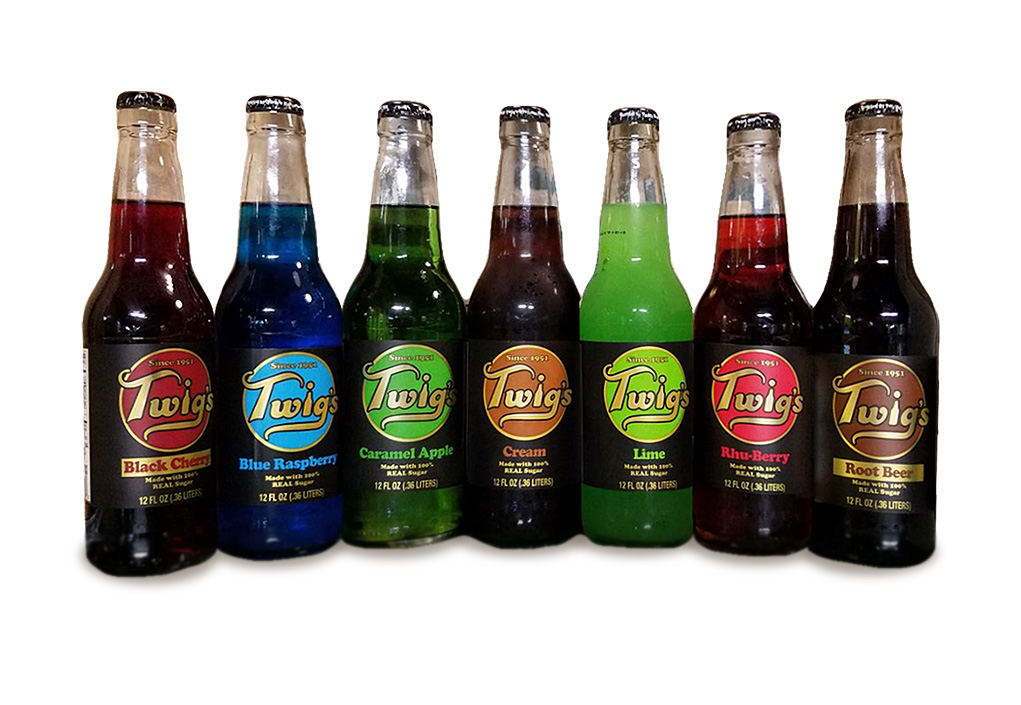 Twig's Craft Soda