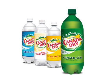 Canada Dry 1-Liter