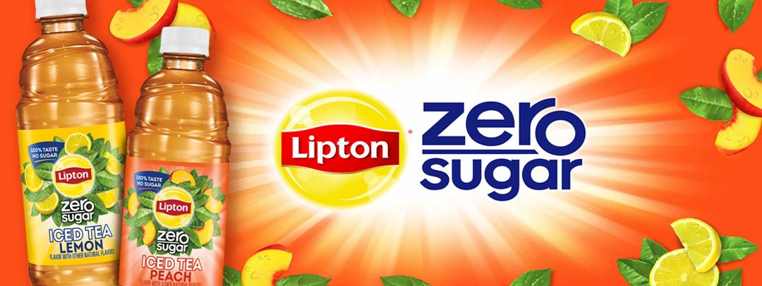 Lipton Zero Sugar