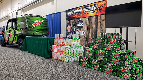 Mid-Wisconsin Beverage 2021 OBTV Central Wisconsin Sport Show