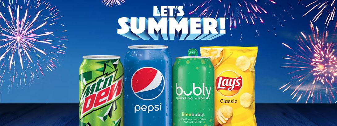 Let's Summer!